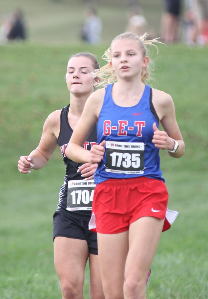 Saturday was a good day to be a member of the Gale-Ettrick-Trempealeau High School cross country team, as both the girls and boys teams continued their strong seasons by sweeping the Holte Invitational meet at Arcadia High School.