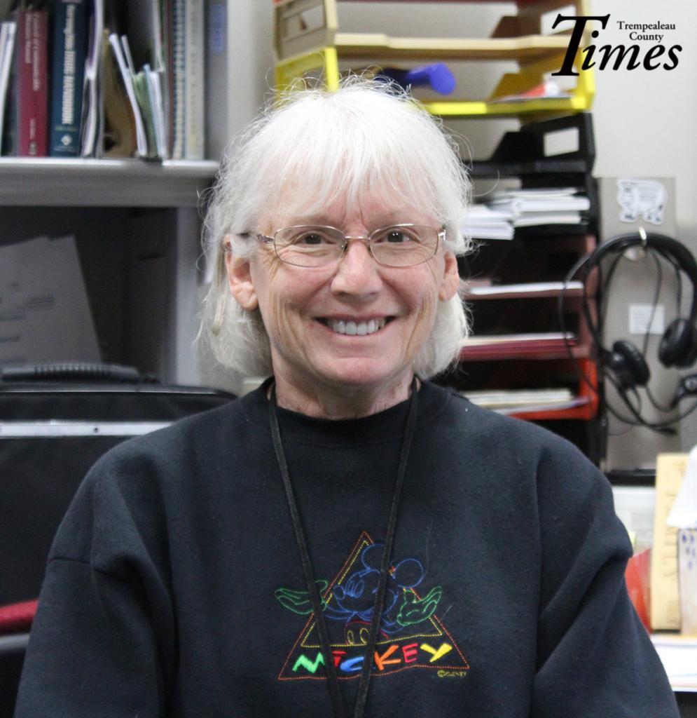 """The county's retiring public health director was honored for her """"strong quiet voice"""" during the pandemic and with a standing ovation by county supervisors Monday."""