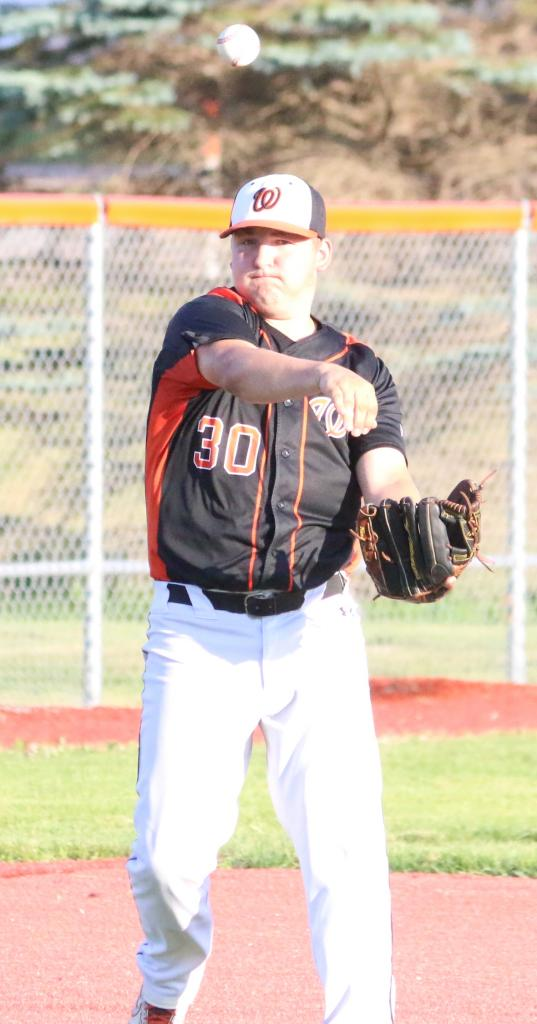 The Whitehall baseball team held off one rally and then had one themselves as they finished the regular season and began the postseason with wins last week.