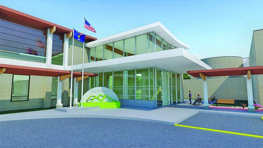 The public is invited to the groundbreaking ceremony for the new Trempealeau County Justice Center scheduled for May 17 at 5 p.m.