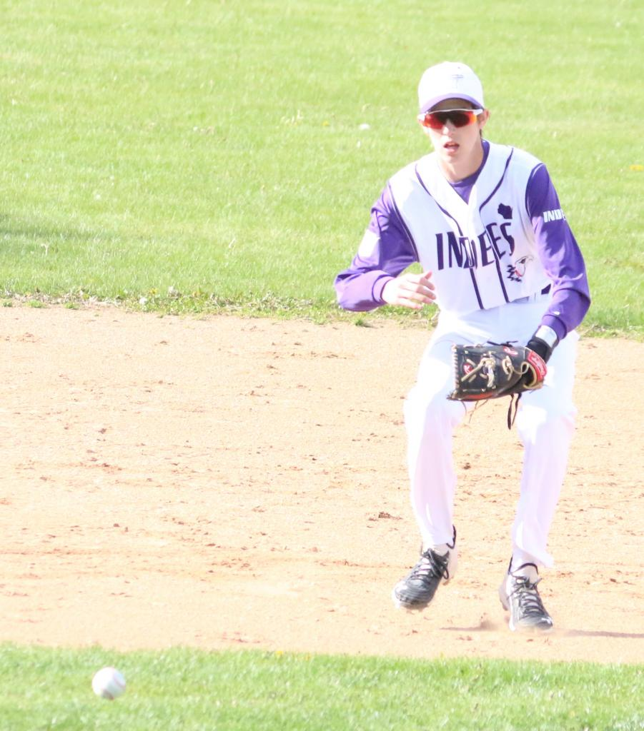 Pitching and defense are proving to be a strength for the Independence/Gilmanton baseball team so far this season as they allowed a combined four runs in three wins last week.